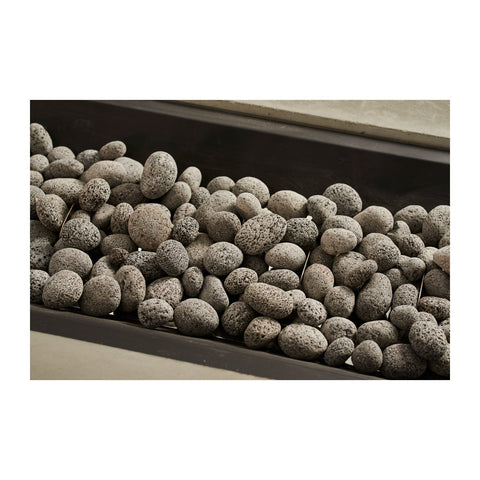 "The Outdoor GreatRoom 3/4""-1 1/2"" Tumbled Lava Rock - LAV-TMB"
