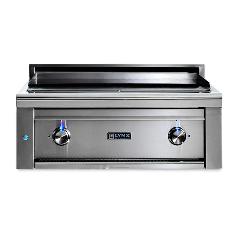 Lynx Professional 30-Inch Natural Gas Asado Built-In Grill - L30AG-NG