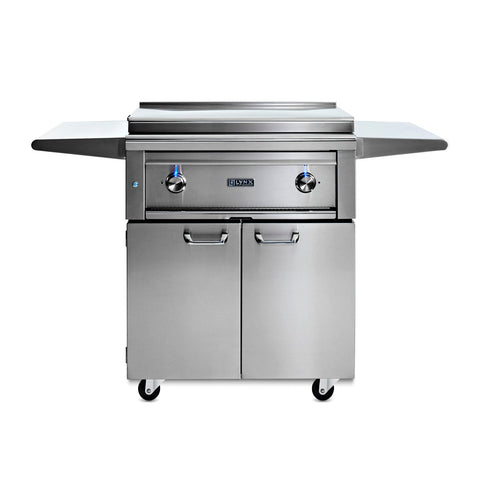 Lynx Professional 30-Inch Natural Gas Asado Freestanding Grill - L30AGF-NG