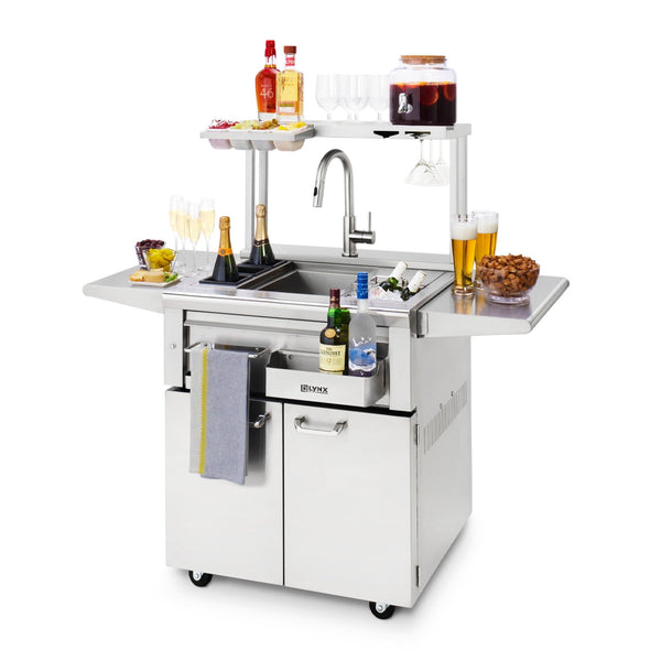 Lynx Professional Freestanding Cocktail Station - LCS30F