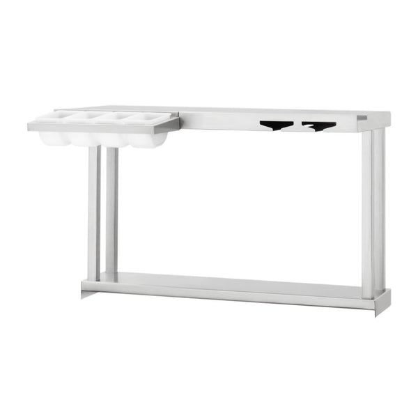 Lynx Professional Pass Shelf Accessory w/ Halogen Light - LCSPS