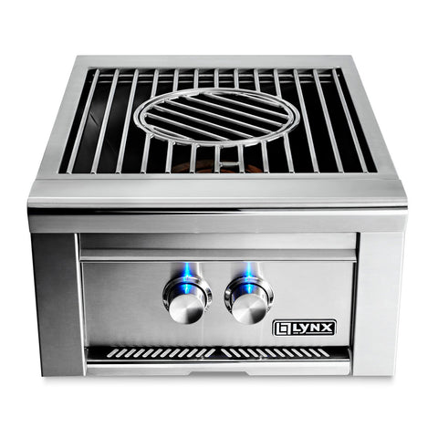 Lynx Professional Natural Gas Built-In Power Burner - LPB-NG