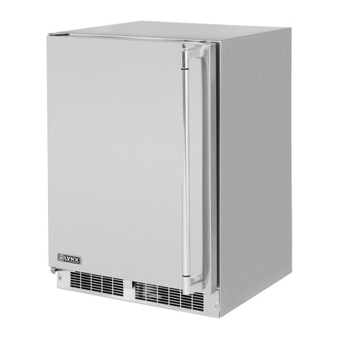 Lynx Professional 24-Inch Outdoor  Refrigerator (Left Hinge) - LM24REFL