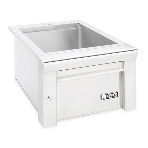 Lynx Professional 18-Inch Outdoor Stainless Steel Sink - LSK18