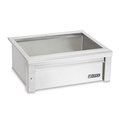 Lynx Professional 30-Inch Outdoor Stainless Steel Sink - LSK30