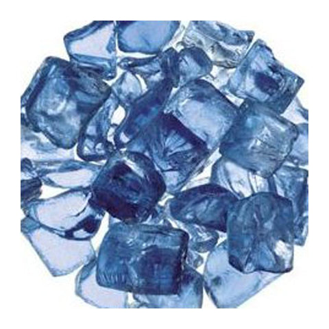 "Barbara Jean 1/2"" Glass Media in  Cobalt Blue, 5lb. Bag - MQG5A"