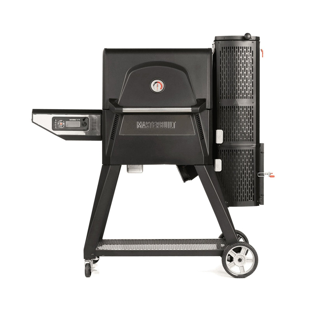 Masterbuilt Gravity Series 24-Inch Freestanding Digital 560 Charcoal Grill & Smoker - MB20040220