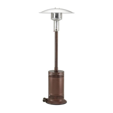 Patio Comfort Propane Gas Patio Heater w/ Push Button Ignition (Antique Bronze) - PC02AB
