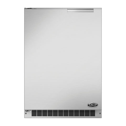 DCS 24-Inch Outdoor Refrigerator (Left Hinge) - RF24LE3
