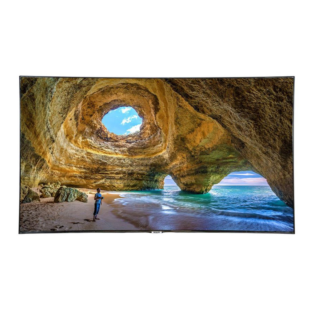 Sealoc Lanai Series Weather Resistant 82-Inch 4K LED UHD Samsung Q80 Smart TV w/ Bixby Voice Control (For Use Under Roof or Cover) - LAN-SSQ80-82