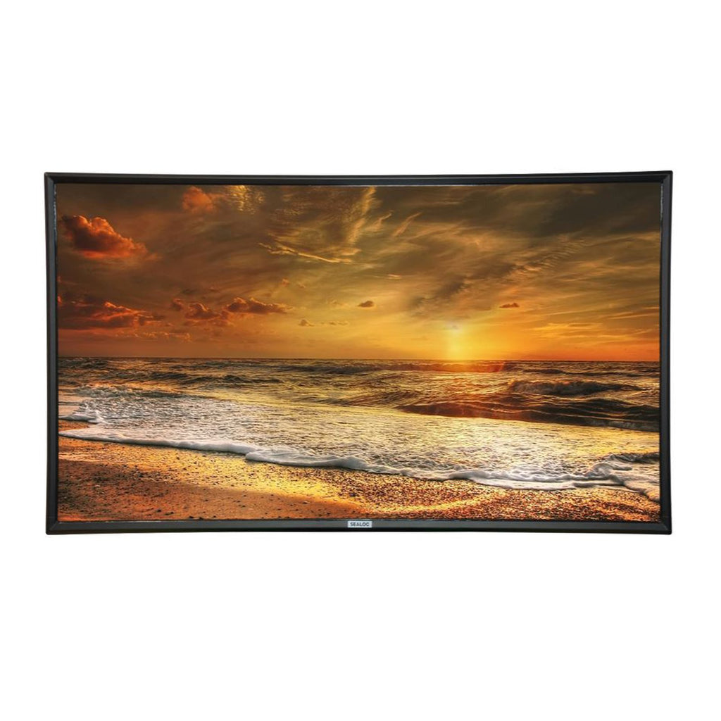 Sealoc Commercial Grade Lanai Series Weather Resistant 65-Inch 4K UHD LG UH7F-B Series TV w/ WIFI (For Use Under Roof or Cover) - LANLG-65UH7F-B