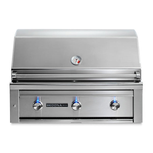Sedona by Lynx 36-Inch Propane Gas Built-In Grill - 3 Stainless Steel Burners - L600-LP