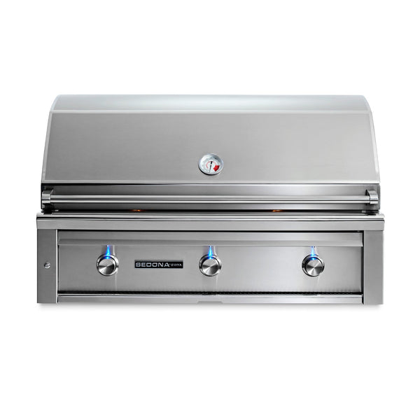 Sedona by Lynx 42-Inch Natural Gas Built-In Grill - 3 Stainless Steel Burners - L700-NG
