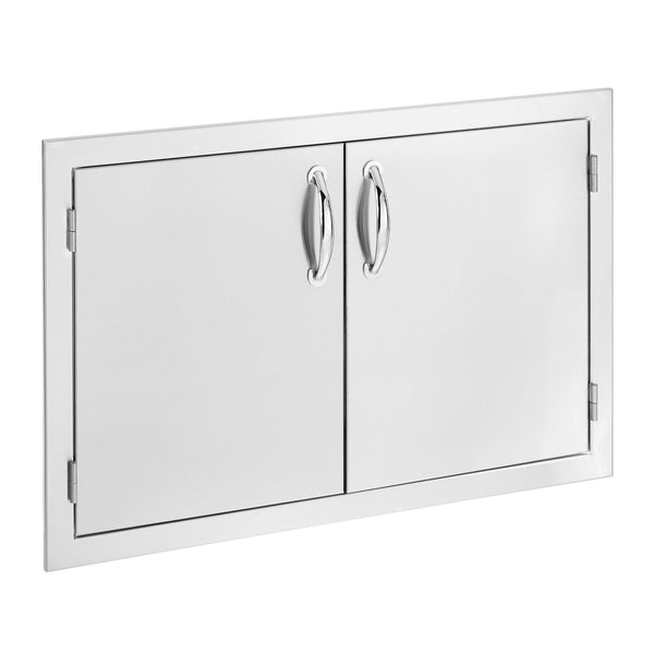 Summerset 26-Inch North American Stainless Steel Double Access Door - SSDD-26