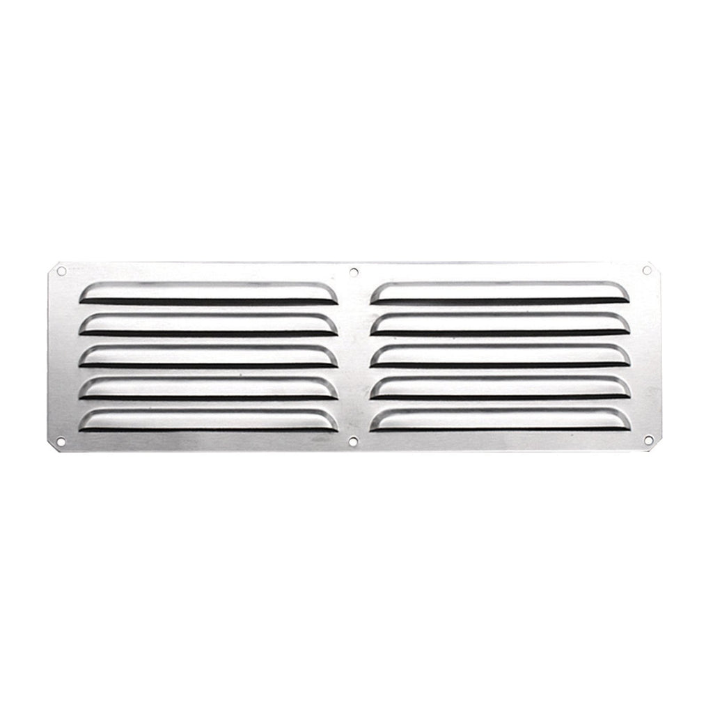 Summerset 14x5 North American Stainless Steel Island Vent Panel - SSIV-14