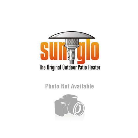 Sunglo Heater Head and Decorative Cover (Stainless Steel) - 10286 S
