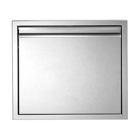 Twin Eagles 24-Inch Soft Close Single Access Door (Left Hinge) - TEAD24L-C