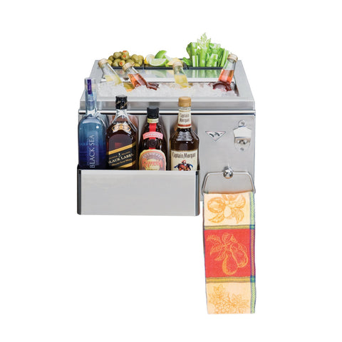Twin Eagles 18-Inch Built-In Outdoor Bar - TEOB18-B