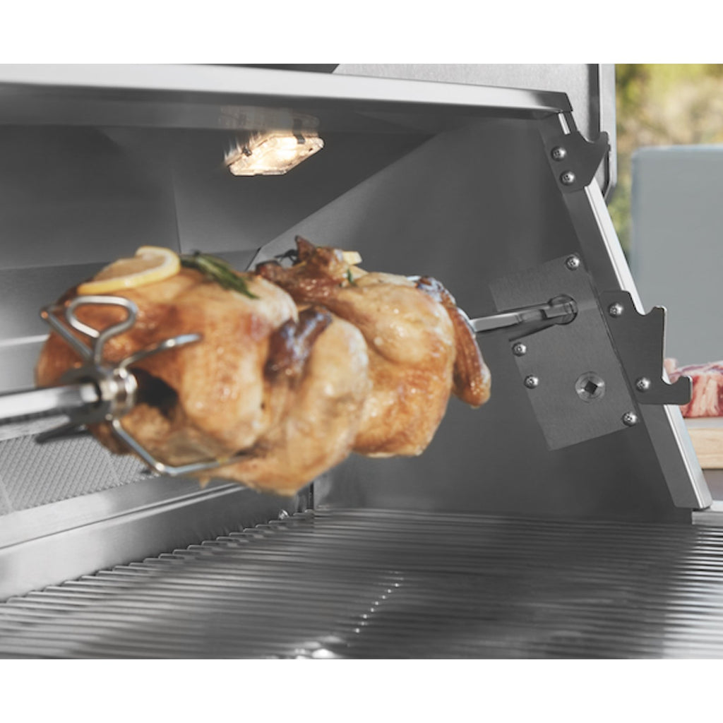 Twin Eagles 42-Inch Propane Gas Built-In Grill w/ Infrared Rotisserie and Sear Zone - TEBQ42RS-CL