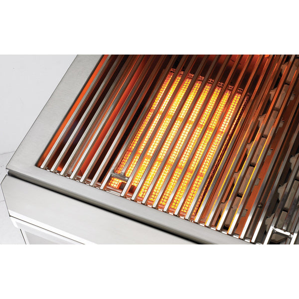 Twin Eagles 54-Inch Natural Gas Built-In Grill w/ Infrared Rotisserie and Sear Zone - TEBQ54RS-CN