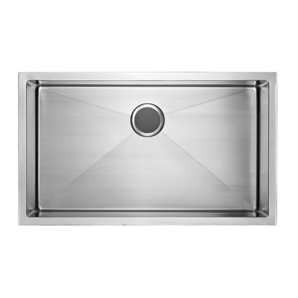 E2 Stainless 16 Gauge 32x19x10 Stainless Steel Rectangular Sink w/ Very Small Corner Radius - VSR-3219