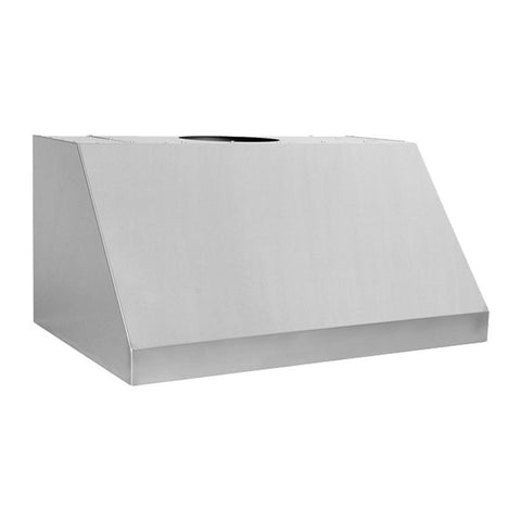 Summerset 48-Inch Stainless Steel Vent Hood Rated at 1200CFM - SSVH-48