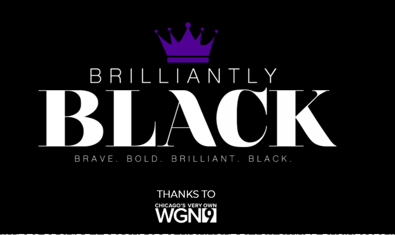 Guys.... I'm listed as a Brilliantly Black Business on wgci.iheartradio.com