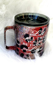 Custom Travel Coffee Mug
