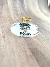 Load image into Gallery viewer, Focus Acrylic Keychain