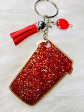 Load image into Gallery viewer, Resin Art Key Chains