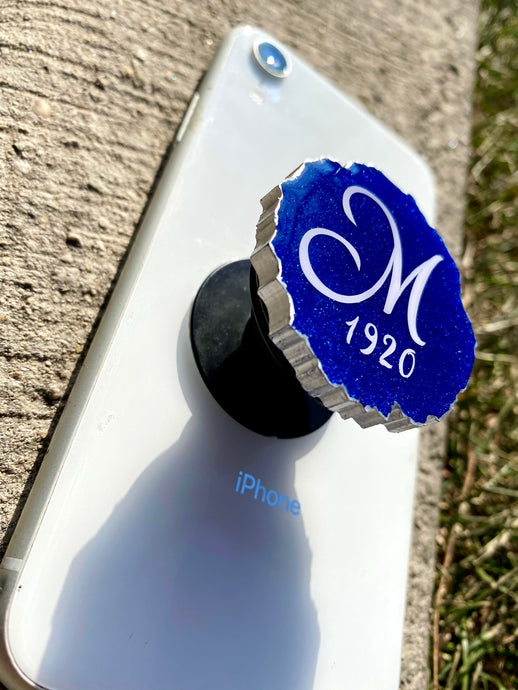 Custom Resin Phone Socket Grip