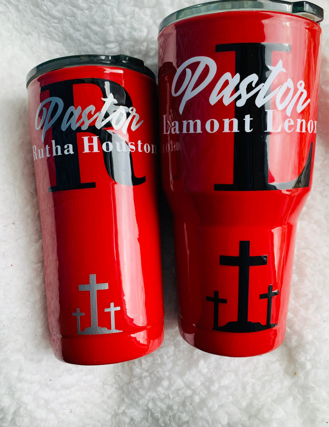 Customized Faith Base Leader Tumbler