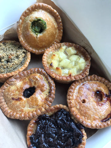 Celebration Box of 6 Pork Pies •48 HOURS NOTICE NEEDED•