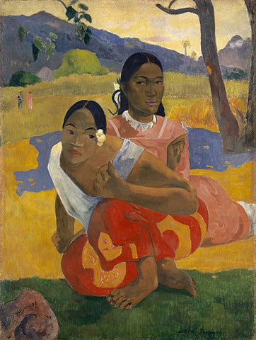 Paul Gauguin Nafea faa ipoipo (When Will You Marry