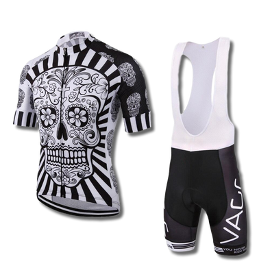 Day Of The Dead Bib Set