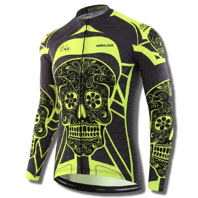 Lumo Skull Long Sleeve