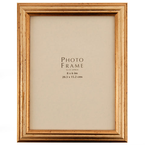 Gold Domed Frame