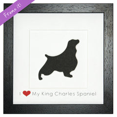 I love my King Charles Spaniel