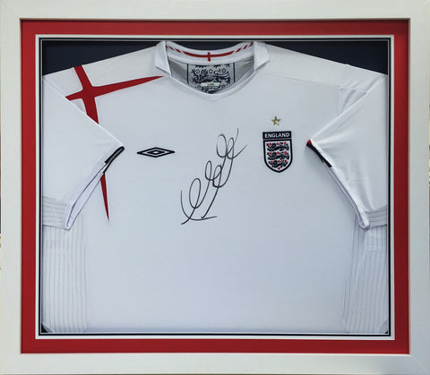 Bespoke Shirt Framing