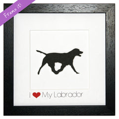 I love my Labrador
