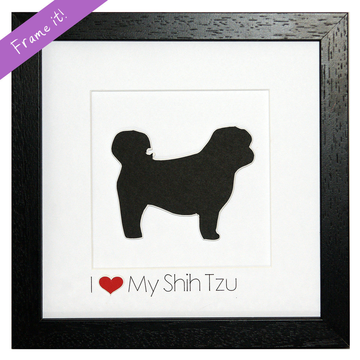 I love my Shihtzu