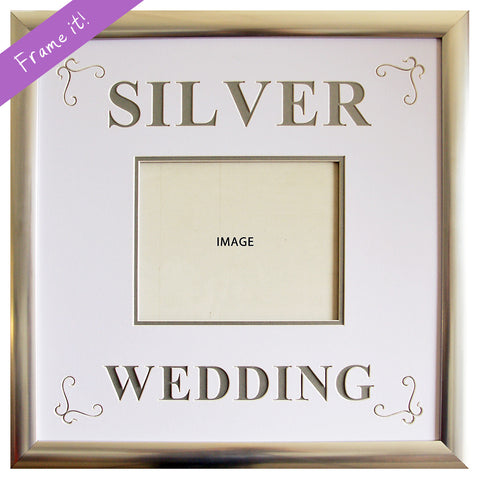 Silver Wedding 1 Photo