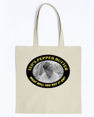 Open image in slideshow, BAGedge Canvas Promo Tote