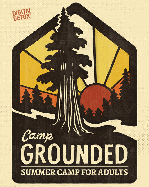 Camp Grounded May 22nd-25th, 2020