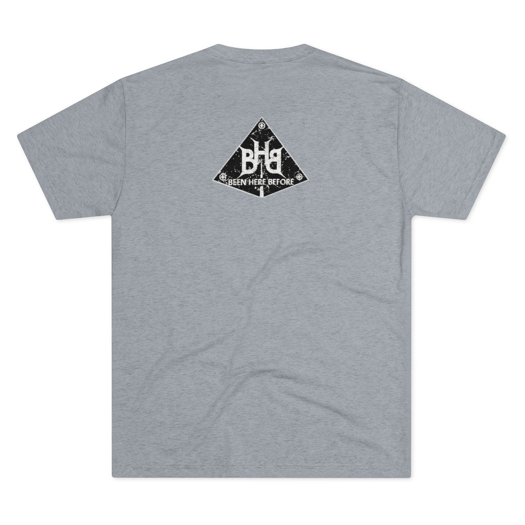 Men's Big B Tri-Blend Crew Tee