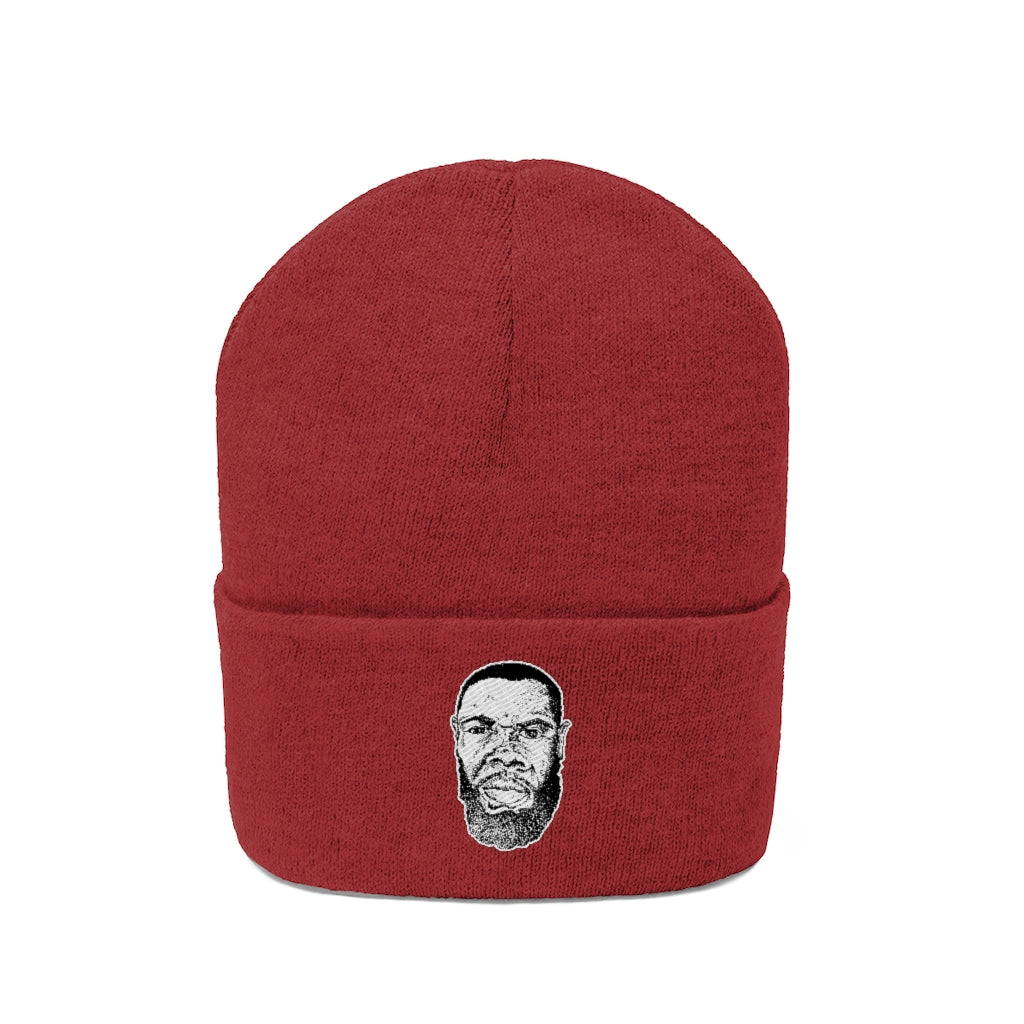 "Big B ""Sketch"" Knit Beanie"