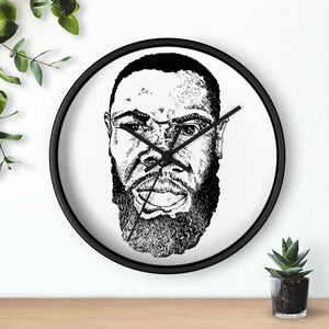"Big B ""Sketch"" Wall clock"