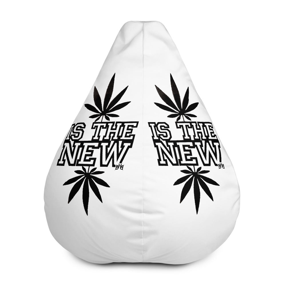 """Weed is the new Weed"" BHB Bean Bag Chair w/ filling"