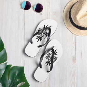 """Weed is the new Weed"" BHB Flip-Flops"