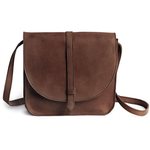 tirhas saddlebag brown